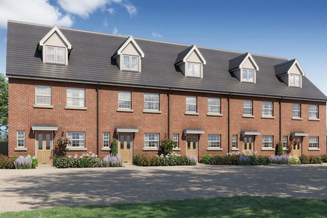 Thumbnail Town house to rent in Mcdowell Mews, Halstead