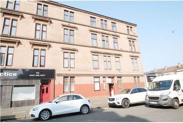 Thumbnail Flat for sale in 2/1, 277 Saracen Street, Glasgow