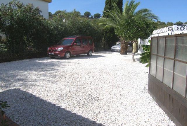 Parking Area of Spain, Málaga, Coín