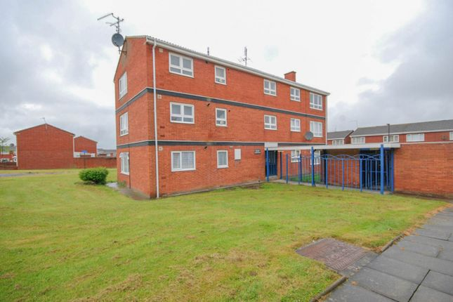 Thumbnail Flat for sale in Hallfield Close, Sunderland