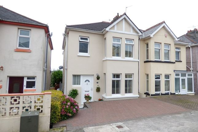 3 bed semi-detached house for sale in South Down Road, Plymouth
