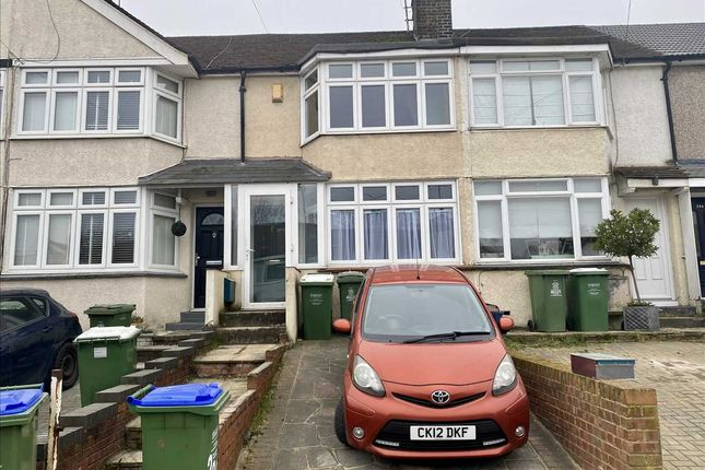 2 bed terraced house to rent in Parkside Avenue, Bexleyheath DA7