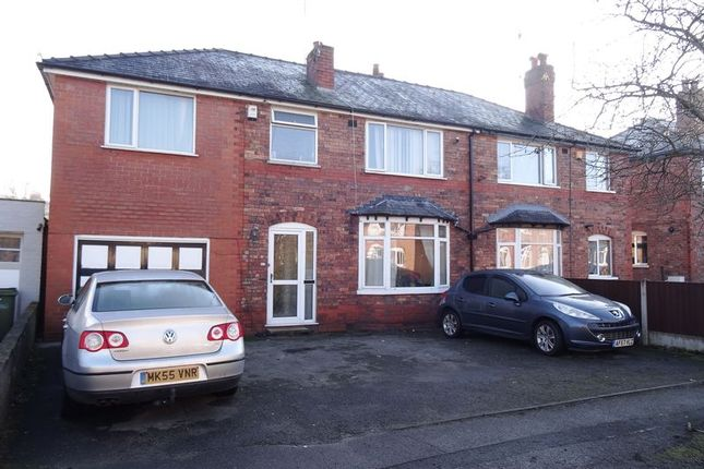 Thumbnail Semi-detached house for sale in Monsall Drive, Macclesfield