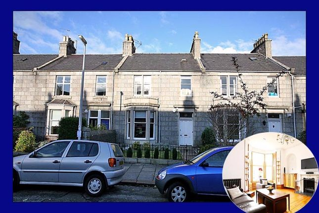 Thumbnail Terraced house to rent in Beaconsfield Place, West End, Aberdeen