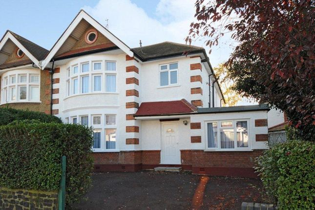 Semi-detached house to rent in St. Marys Avenue, Finchley