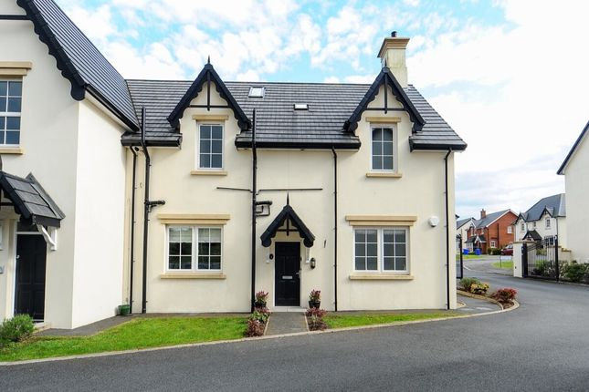 Thumbnail Flat for sale in Tullynagardy Courtyard, Newtownards