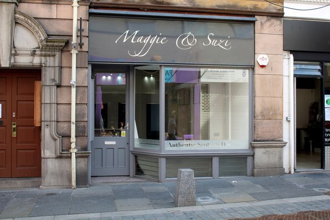 Thumbnail Retail premises for sale in Retail Unit, 7 Drummond Street, Inverness