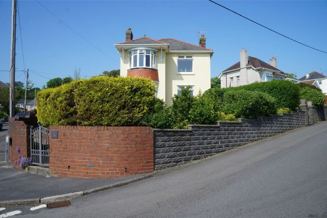 Thumbnail Detached house for sale in 96 Elgin Road, Pwll, Llanelli, Carmarthenshire