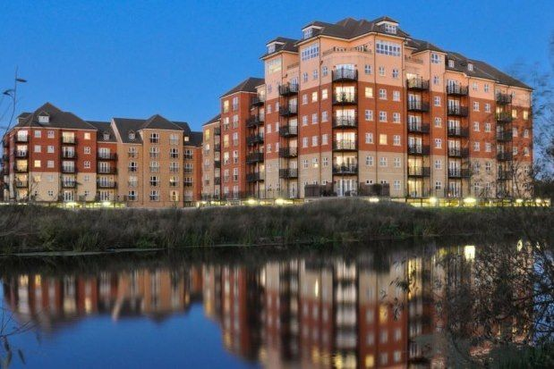 Thumbnail Flat to rent in Wheelwright House, Bedford