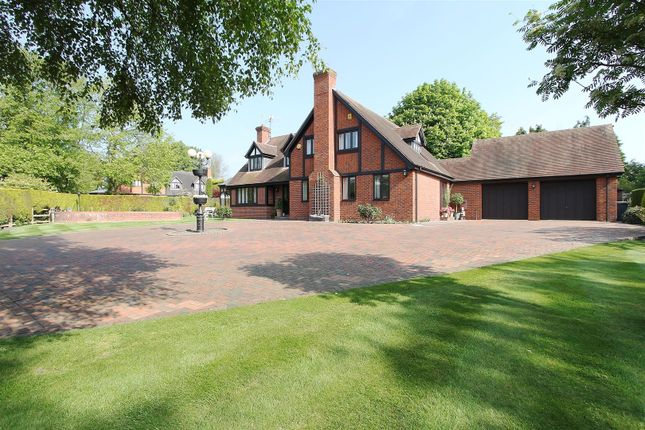 Thumbnail Detached house for sale in Somersall Willows, Somersall, Chesterfield