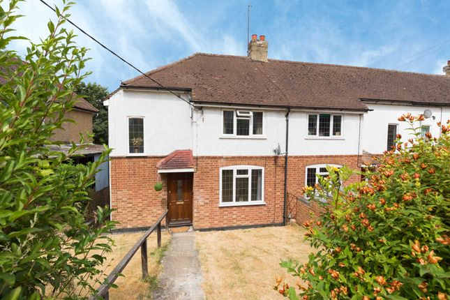 Thumbnail End terrace house for sale in Granville Road, Northchurch, Berkhamsted