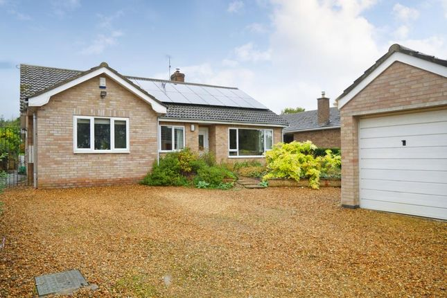 5 bed detached bungalow for sale in Orchard Lane, Woodnewton, Peterborough