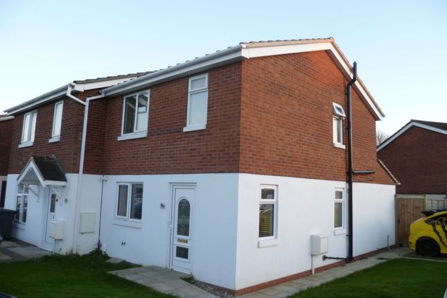 Thumbnail Semi-detached house to rent in Deltic, Tamworth