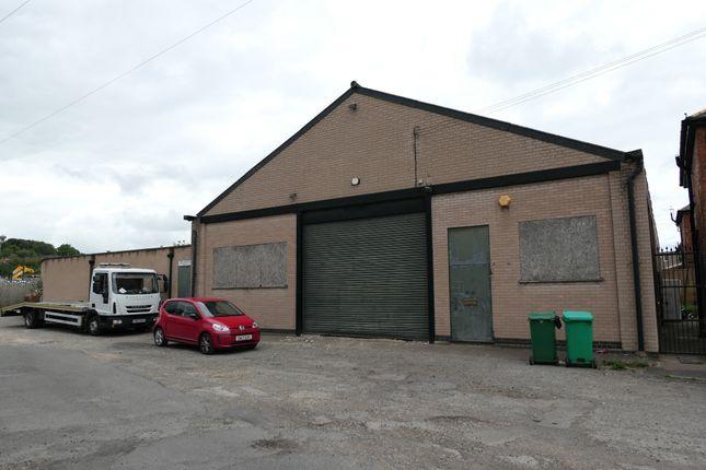 Thumbnail Warehouse for sale in Thames Street, Bulwell, Nottingham, Nottinghamshire