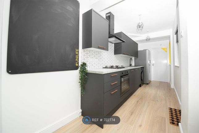 Thumbnail Terraced house to rent in Ashford Road, Sheffield
