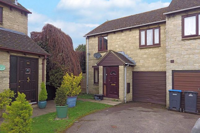Thumbnail Terraced house to rent in Calais Dene, Bampton, Oxfordshire