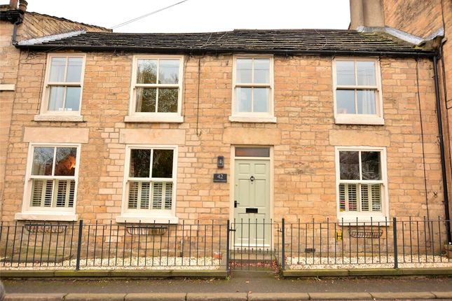 Thumbnail Terraced house for sale in Grocers Cottage, High Street, Clifford, Wetherby, West Yorkshire