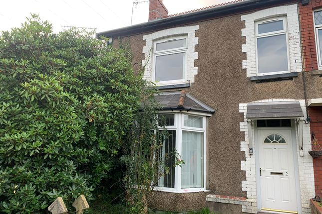 Thumbnail Semi-detached house for sale in Aberdare