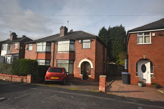 Semi-detached house for sale in St. Anns Road, Prestwich, Manchester