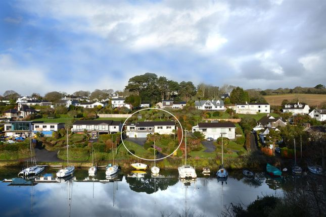 Thumbnail Detached house for sale in Penpol, Devoran, Truro