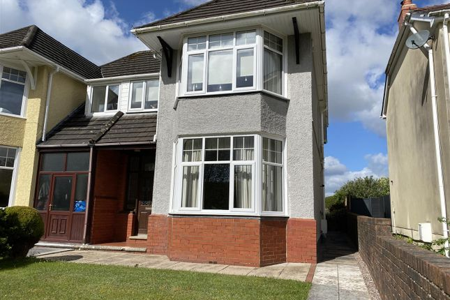 4 bed semi-detached house for sale in New Road, Ammanford SA18