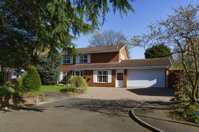 Thumbnail Detached house for sale in Redmoor Gardens, Penn, Wolverhampton