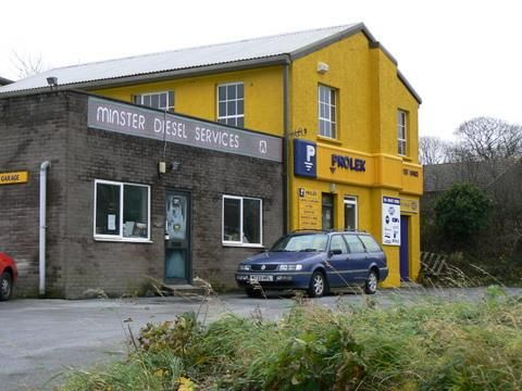 Thumbnail Commercial property for sale in Pembroke Road, Haverfordwest