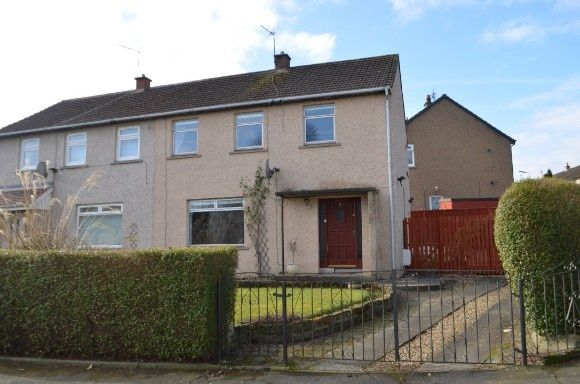 Thumbnail End terrace house to rent in Keir Hardie Avenue, Laurieston, Falkirk