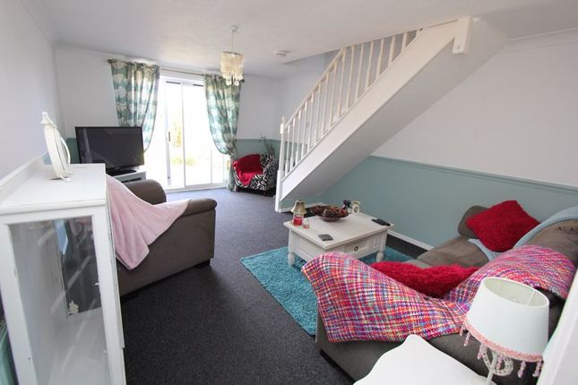 Living Room of The Wheate Close, Rhoose, Barry CF62