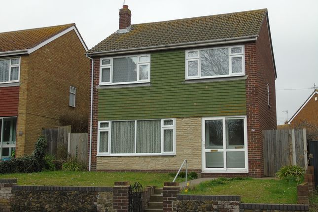 Thumbnail Detached house to rent in Ramsgate Road, Broadstairs