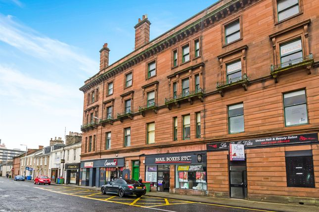Thumbnail Flat for sale in Fullarton Street, Ayr