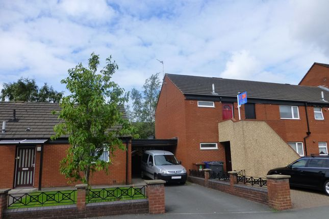 Thumbnail Flat to rent in Stone Croft, Penwortham, Preston