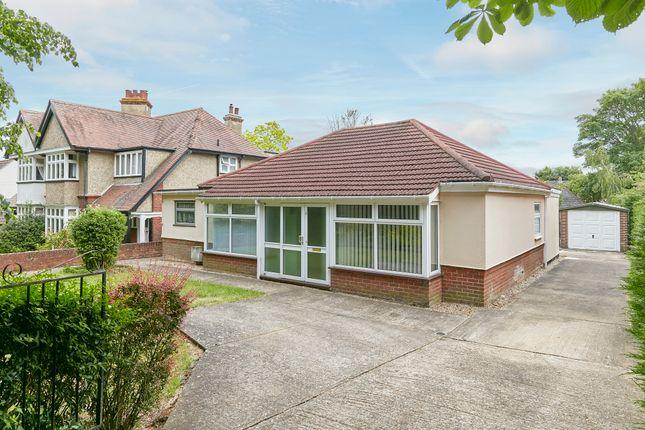 Thumbnail Detached bungalow for sale in Norfolk Road, Bury St. Edmunds
