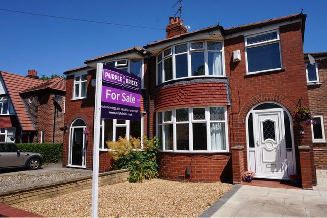 Thumbnail Semi-detached house for sale in Marford Crescent, Sale