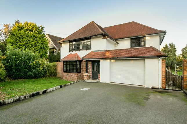 Thumbnail Detached house for sale in Church Lane, Hooley, Coulsdon, Surrey