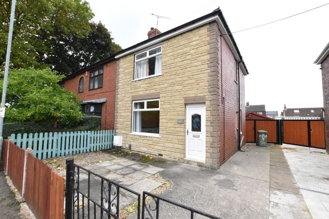 Thumbnail Semi-detached house to rent in Belmont Street, Scunthorpe, Lincolnshire