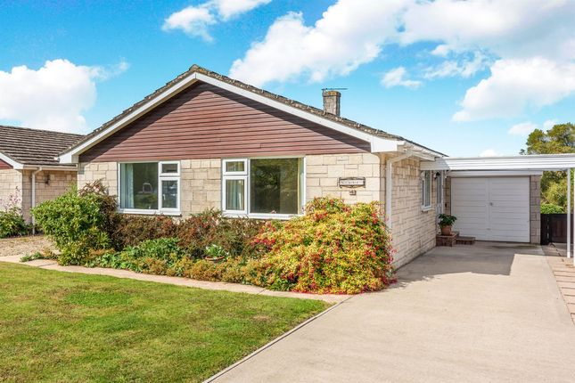 Thumbnail Detached bungalow for sale in Lovells Mead, Marnhull, Dorset