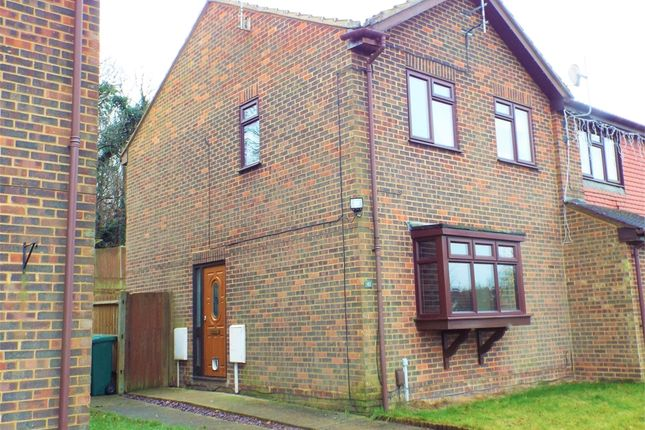 3 bed end terrace house for sale in Heritage Road, Chatham, Kent.