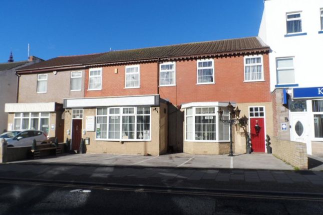 Thumbnail Hotel/guest house for sale in Hornby Road, Blackpool