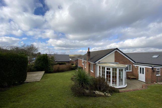 2 bed detached bungalow for sale in Kinder Fold, Matley, Stalybridge SK15