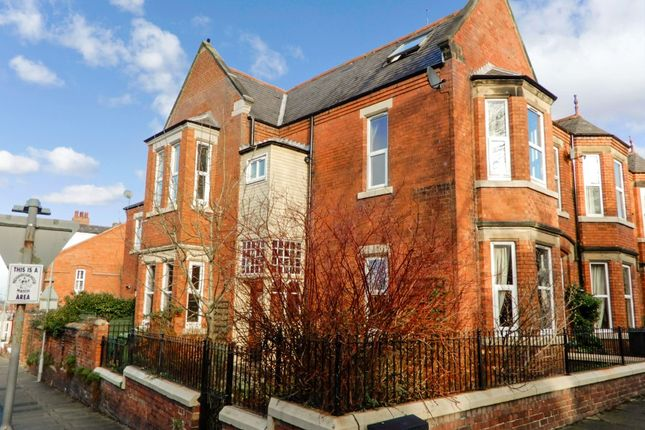 4 bed end terrace house for sale in 13 Mulcaster Crescent, Stanwix, Carlisle, Cumbria CA3