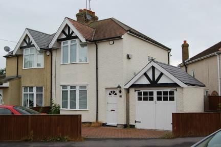 Thumbnail Semi-detached house to rent in Brier Road, Sittingbourne, Kent