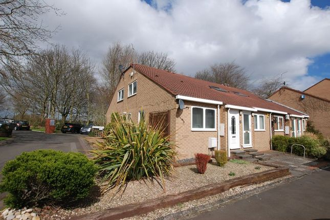 Thumbnail Bungalow for sale in Brandling Mews, North Gosforth, Newcastle Upon Tyne