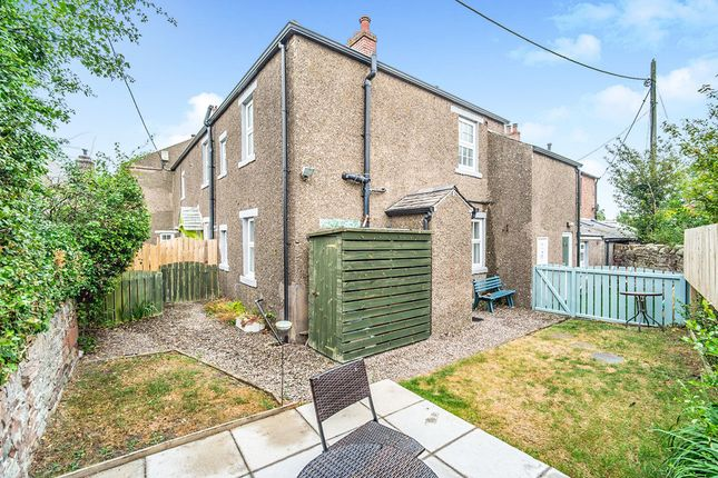 Thumbnail Terraced house to rent in Chatsworth Square, Abbeytown, Wigton