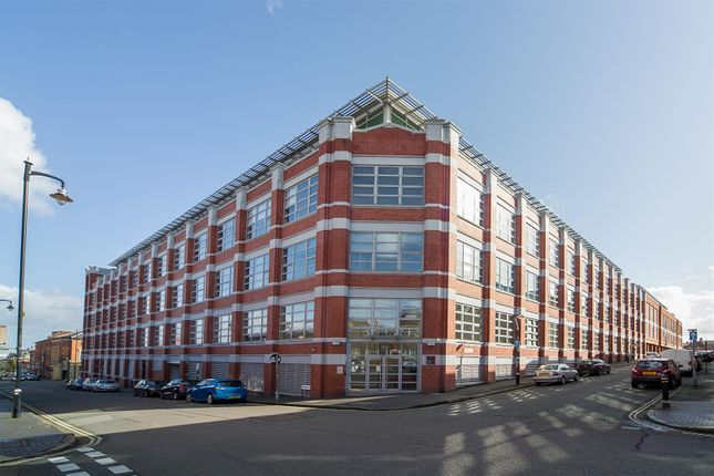 Thumbnail Flat for sale in Great Hampton Street, Hockley, Birmingham