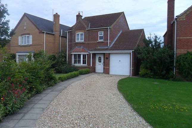 Thumbnail Detached house to rent in Shire Close, Billinghay
