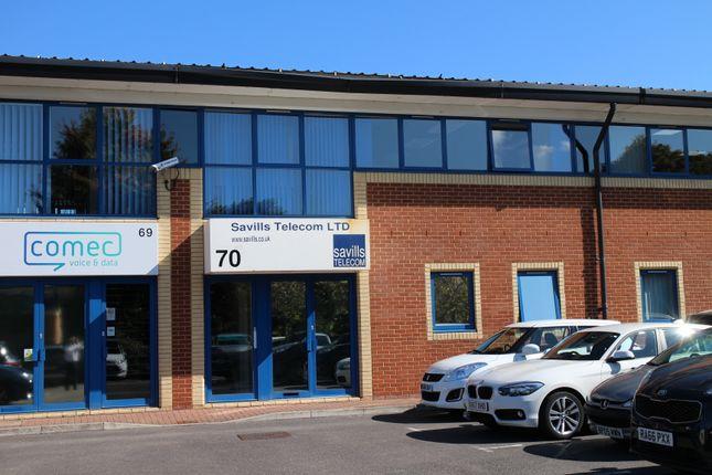 Thumbnail Office to let in Unit 70 Shrivenham Hundred Business Park, Majors Road, Watchfield