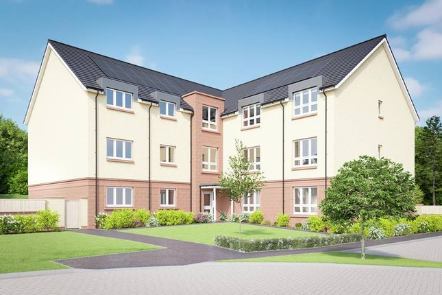 "Thumbnail Flat for sale in ""Plot 13"" at Phoenix Rise, Gullane"