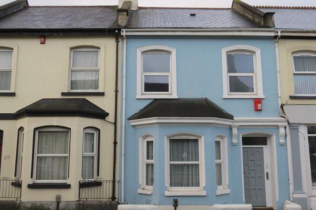 Wilton Street, Stoke, Plymouth PL1