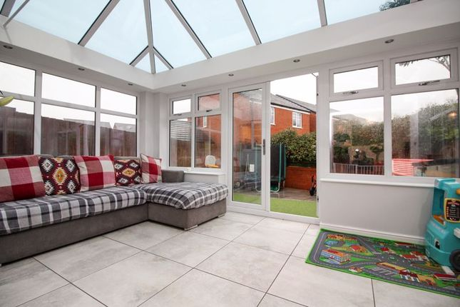 Thumbnail Detached house for sale in Elton Fold Chase, Bury